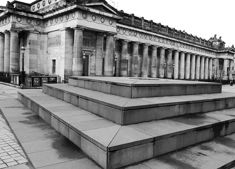National Galleries of Scotland, Edinburgh, UK